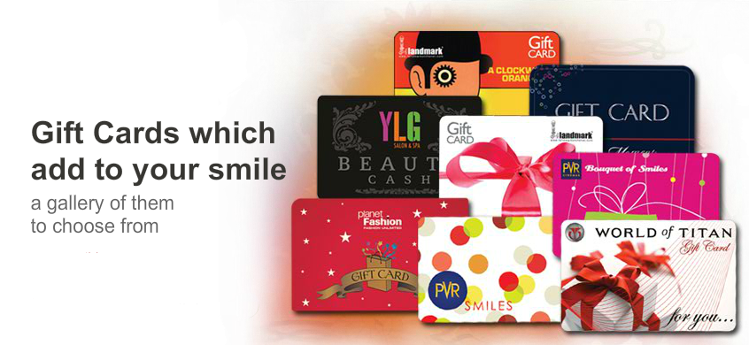 Refer a Patient – Choose a Gift Card
